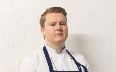 Andreas Tufte Fjellanger er nyansatt lærer ved Norsk Restaurantskole.