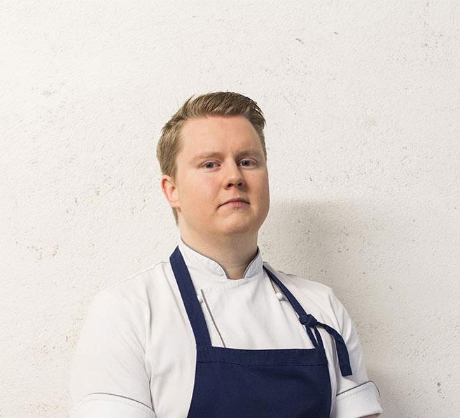 Andreas Tufte Fjellanger er lærer i kokkefaget ved Norsk Restaurantskole. Han er for tiden i pappa permisjon.