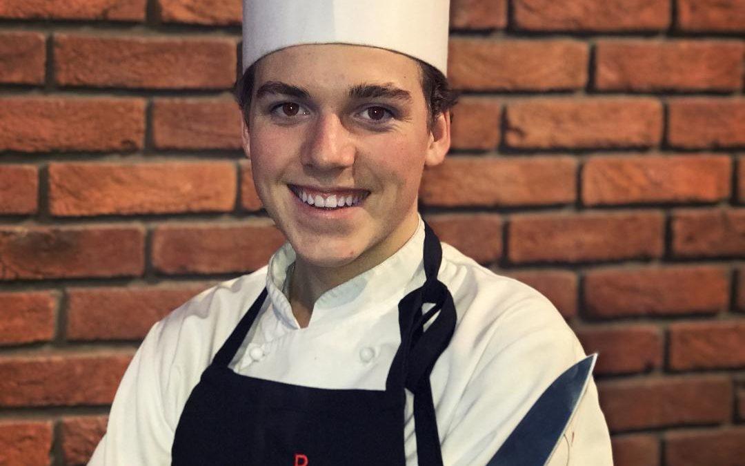 Stortrives på Norsk Restaurantskole